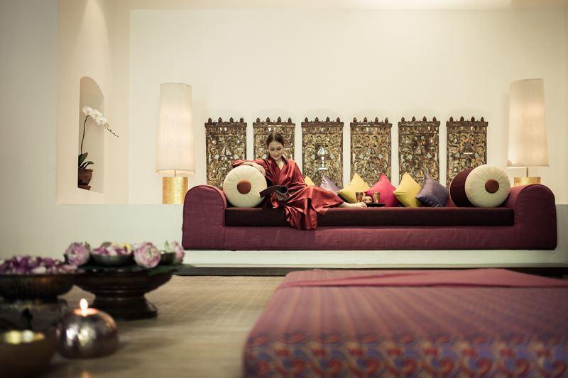 Four Seasons Resort Chiang Mai - королевская романтика