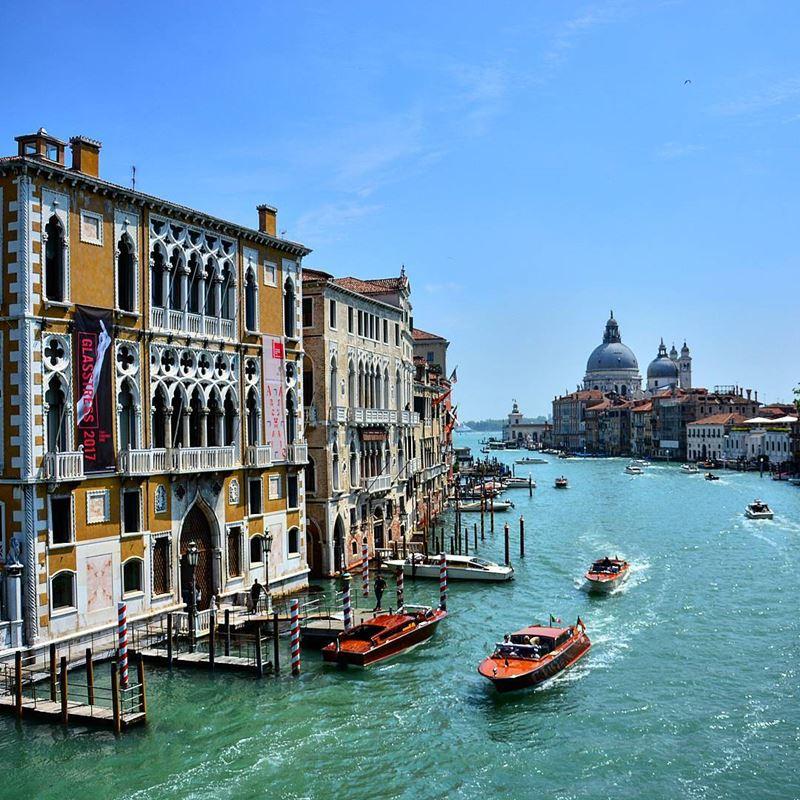 Города северной Италии: ослепительная Венеция