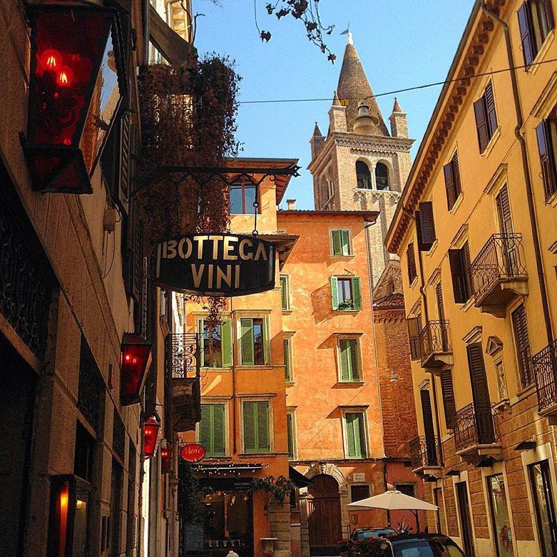 Города северной Италии: Верона (регион Венеция)