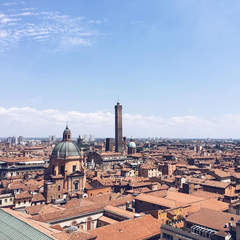 Города северной Италии: студенческая Болонья (регион Эмилия-Романья)