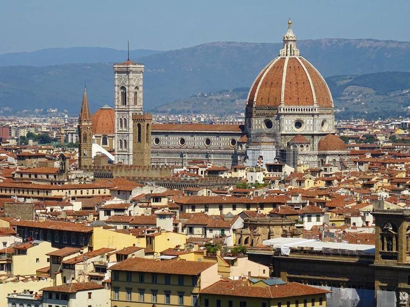 Города северной Италии: красивая Флоренция (регион Тоскана)