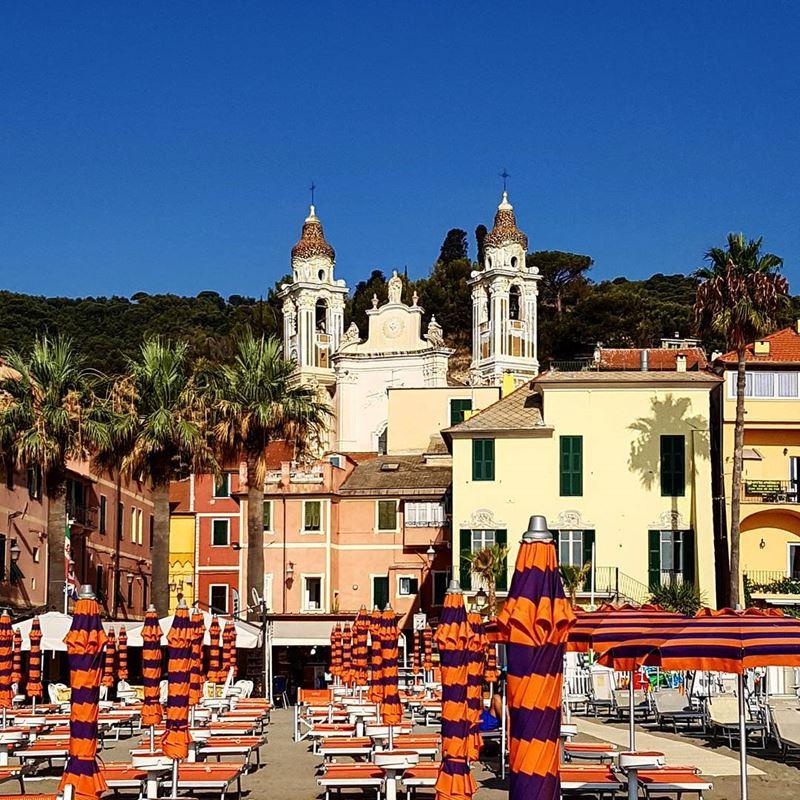 Города северной Италии: яркая архитектура Савоны (регион Лигурия)