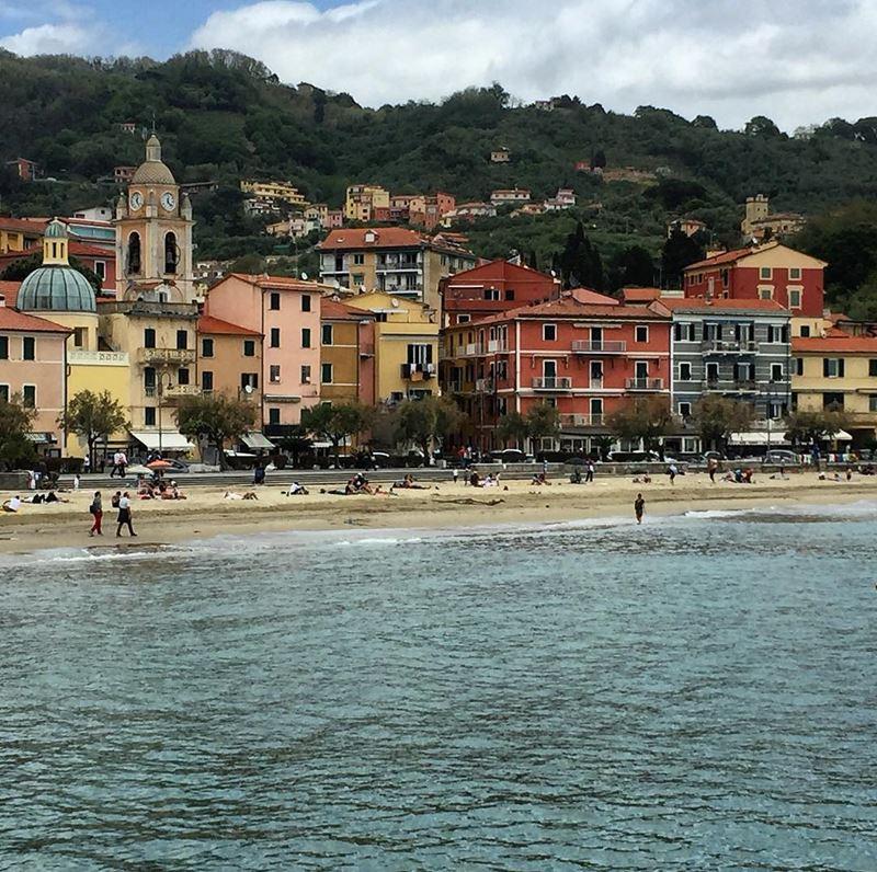 Города северной Италии: курортная Специя (регион Лигурия)