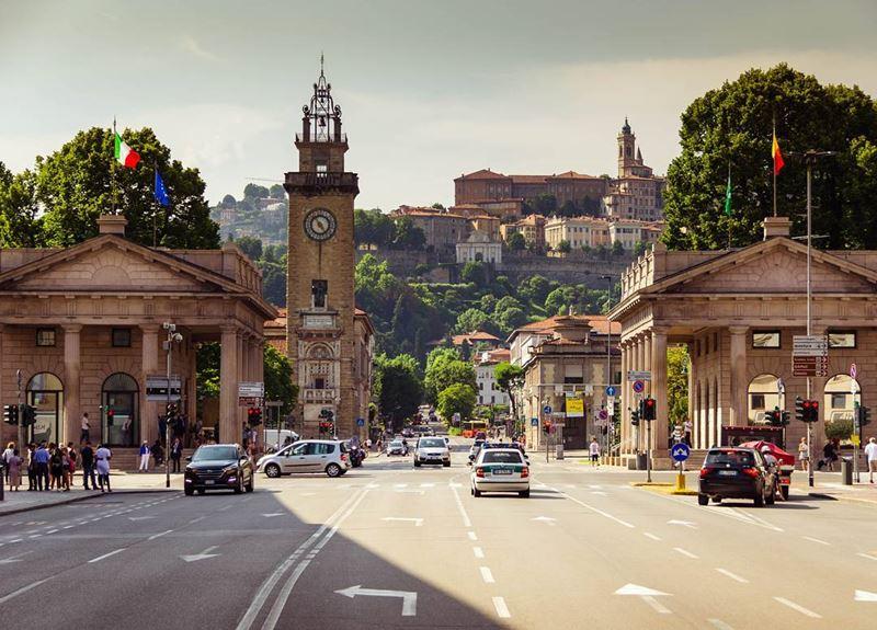 Города северной Италии: очаровательный Бергамо (регион Ломбардия)