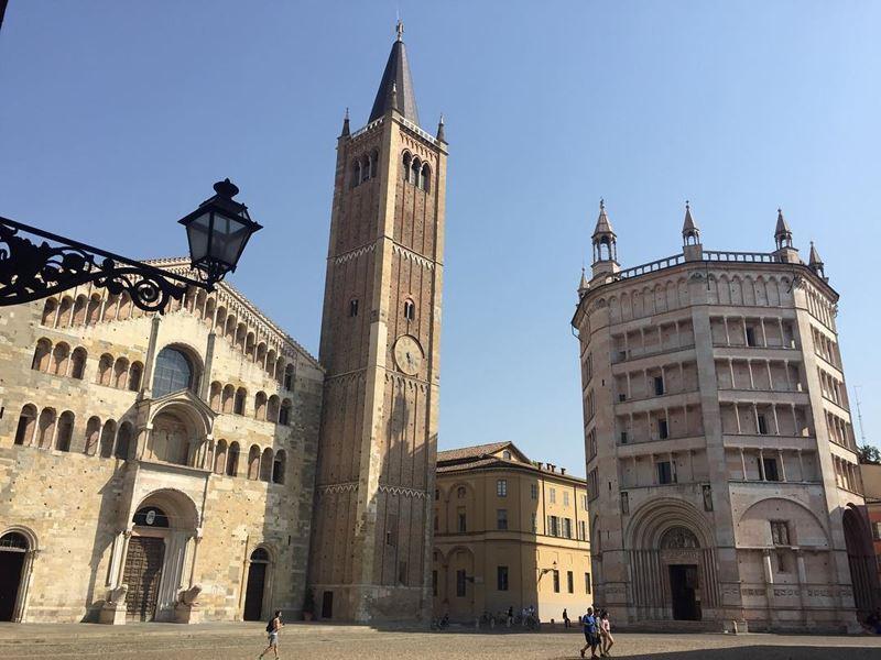 Города северной Италии: Парма (регион Эмилия-Романья)