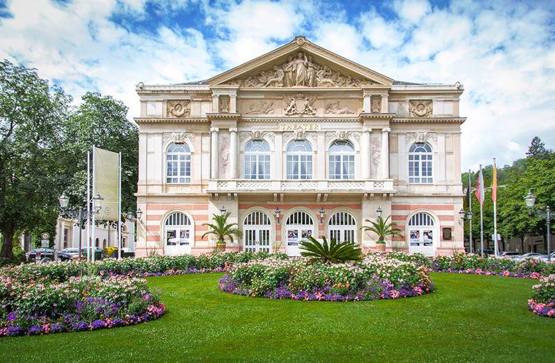 Красивые города юга Германии: Баден-Баден - главный театр