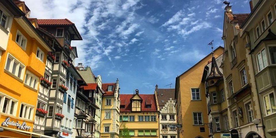 Юг Германии: красивые и интересные города