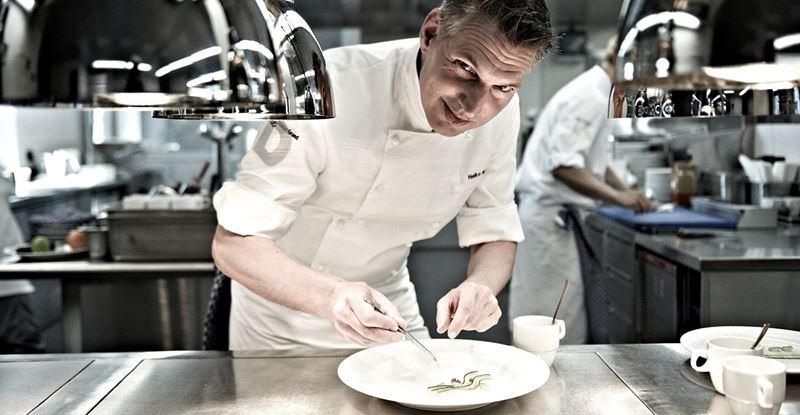 Хайко Нидер - шеф-повар ресторана The Restaurant отеля The Dolder Grand