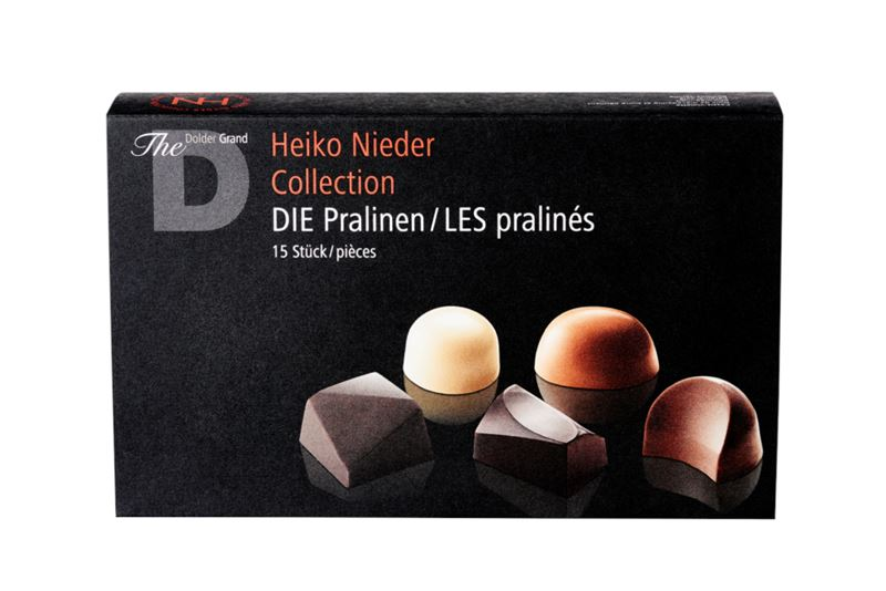 The Heiko Nieder Collection Les Pralines - коробка шоколада