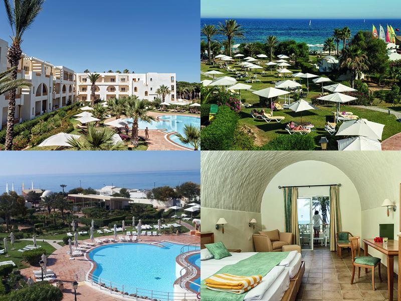 Курортные спа-отели Туниса 4 звезды - Delfino Beach Resort & Spa (Набёль/Хаммамет)