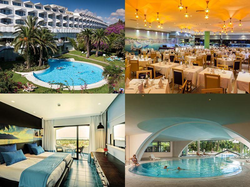 Курортные спа-отели Туниса 4 звезды - Sentido Phenicia (Хаммамет)