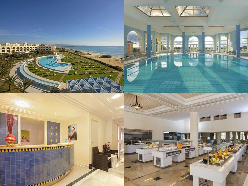 Курортные спа-отели Туниса 4 звезды - Iberostar Averroes (Хаммамет)
