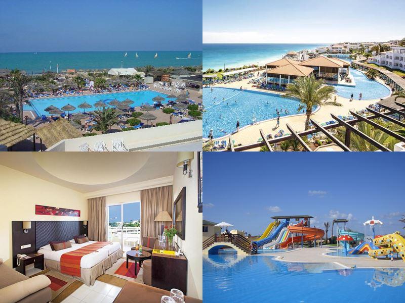 Курортные спа-отели Туниса 4 звезды - TUI MAGIC LIFE Club Penelope Beach Imperial (Хумт-Сук/Джерба)