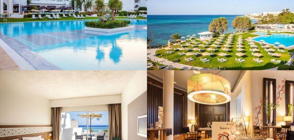 10 курортных спа-отелей Туниса (4 звезды)