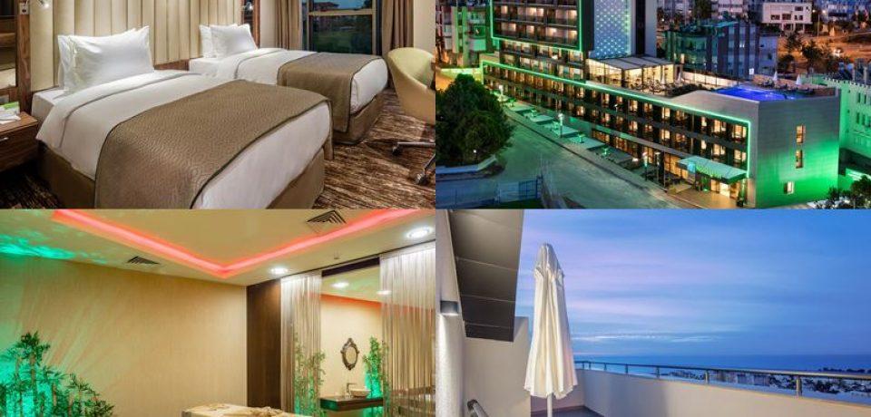 10 курортных спа-отелей Турции (4 звезды)