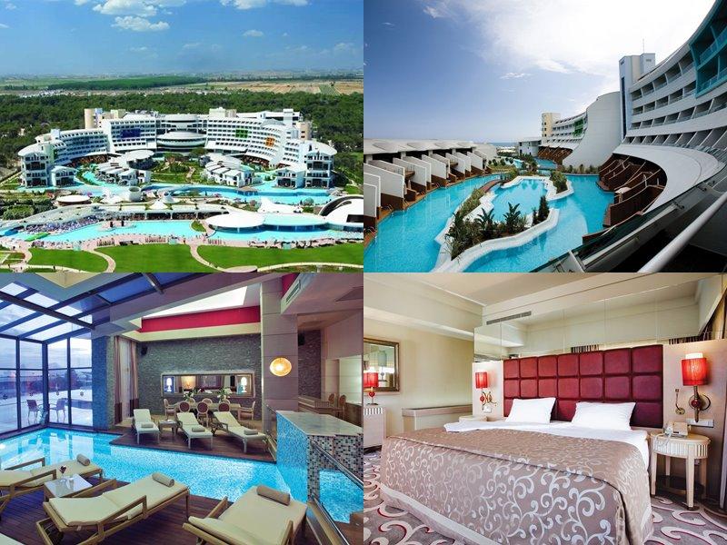 Курортные спа-отели Турции (5 звёзд) - Cornelia Diamond Golf Resort & Spa (Белек)