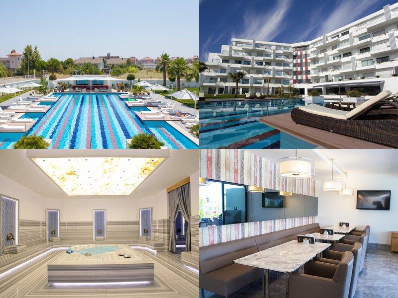 Курортные спа-отели Турции (5 звёзд) - Q Spa Resort (Сиде)