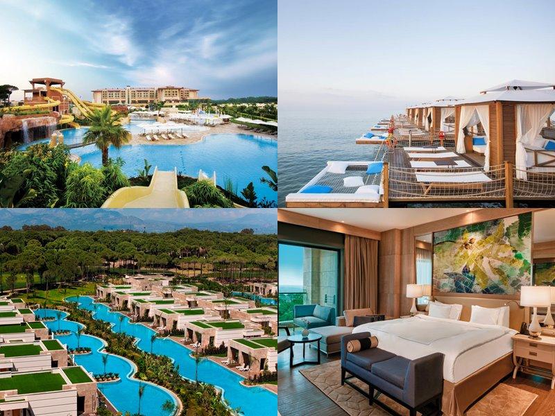 Курортные спа-отели Турции (5 звёзд) - Regnum Carya Golf & Spa Resort
