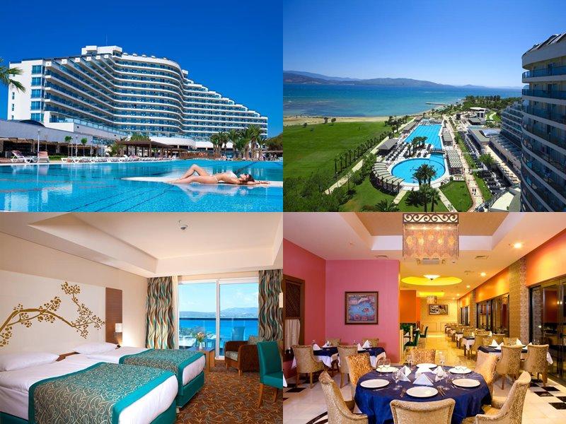 Курортные спа-отели Турции (5 звёзд) - Venosa Beach Resort & Spa (Дидим)