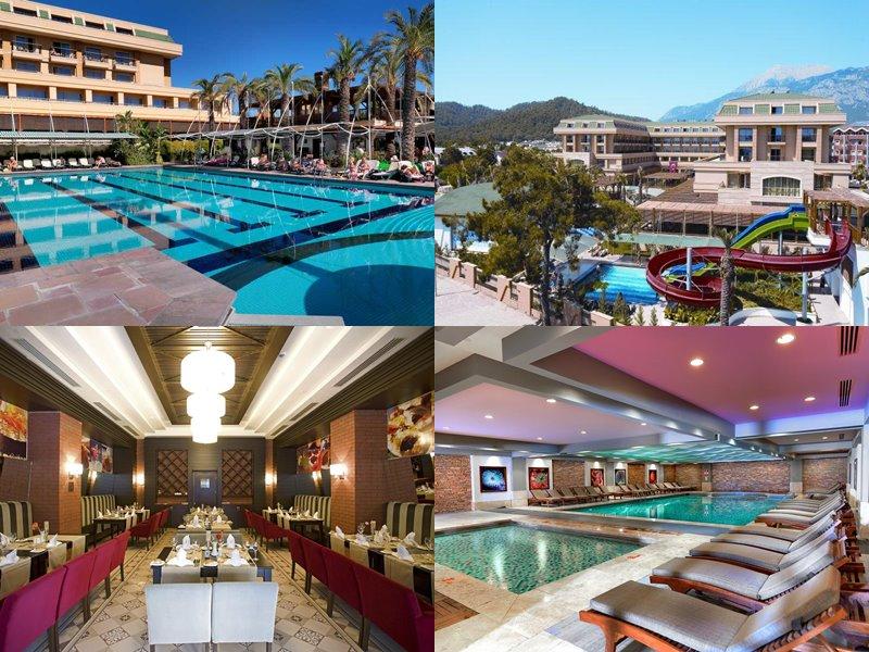 Курортные спа-отели Турции (5 звёзд) - Crystal De Luxe Resort & Spa (Кемер)