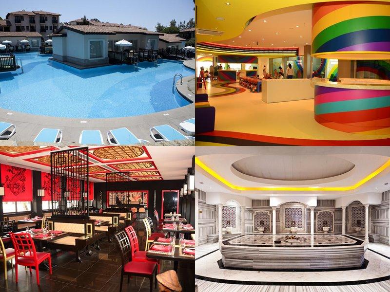 Курортные спа-отели Турции (5 звёзд) - Paloma Grida Resort & SPA (Белек)