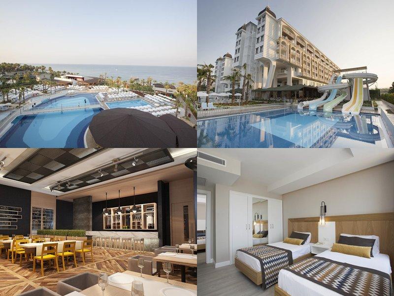 Курортные спа-отели Турции (5 звёзд) - Kirman Sidera Luxury & Spa (Алания)