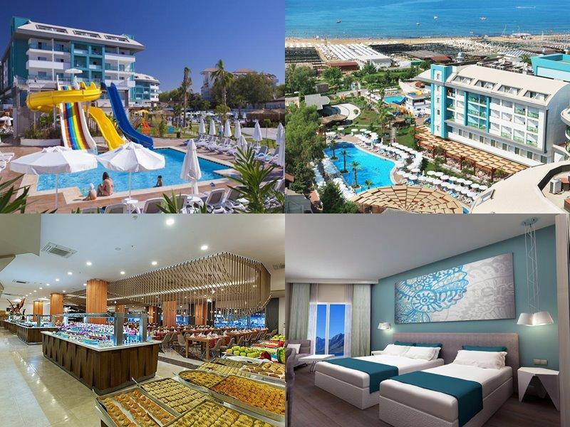 Курортные спа-отели Турции (5 звёзд) - Seashell Resort & Spa (Сиде)
