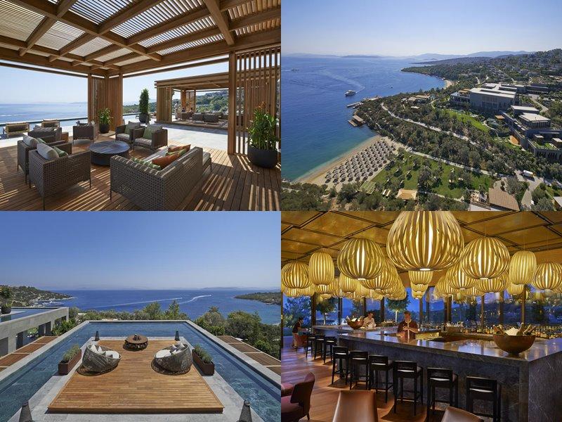 Курортные спа-отели Турции (5 звёзд) - Mandarin Oriental, Bodrum (Гёльтюрбюку/Бодрум)