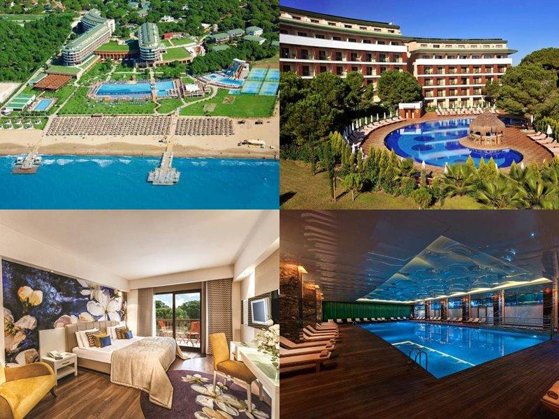 Курортные спа-отели Турции (5 звёзд) - Voyage Belek Golf & Spa (Белек)