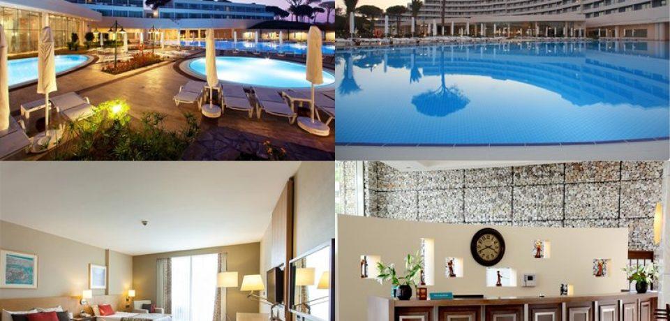23 курортных спа-отеля Турции (5 звёзд)