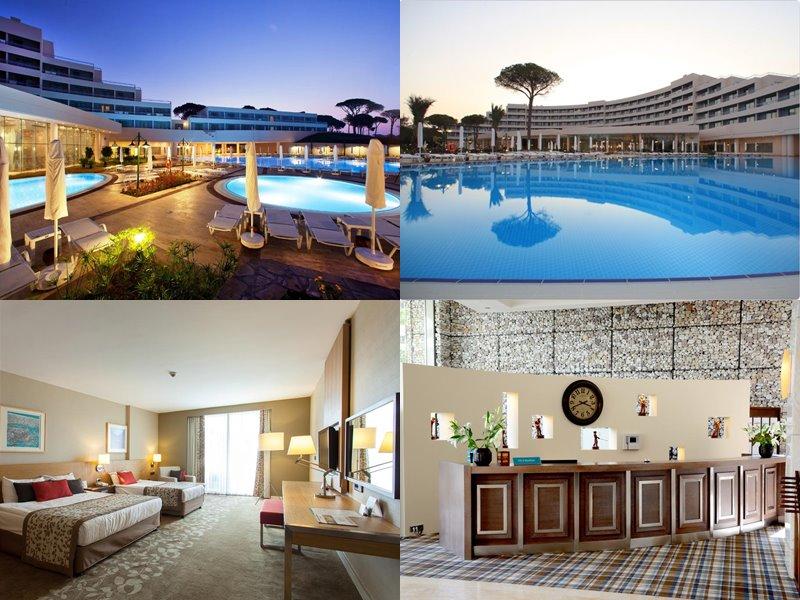 Курортные спа-отели Турции (5 звёзд) - SENTIDO Zeynep Golf & Spa (Белек)