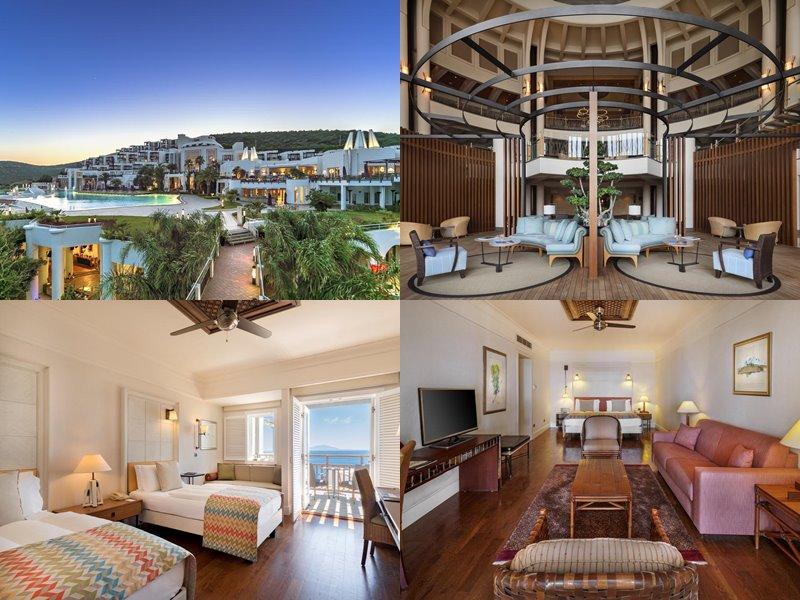 Курортные спа-отели Турции (5 звёзд) - Kempinski Hotel Barbaros Bay Bodrum (Ялычифтлик)
