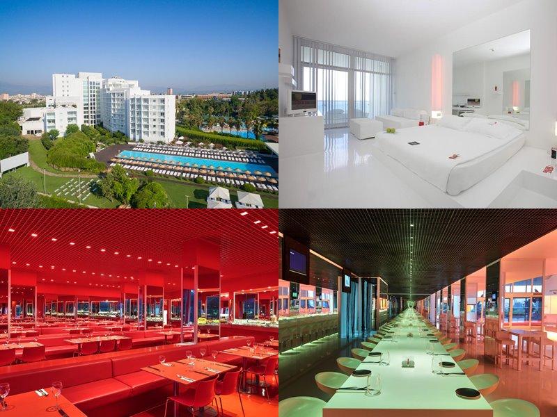 Курортные спа-отели Турции (5 звёзд) - Hotel SU & Aqualand (Анталия)