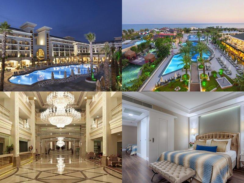 Курортные спа-отели Турции (5 звёзд) - Alva Donna Exclusive Hotel & Spa (Белек)