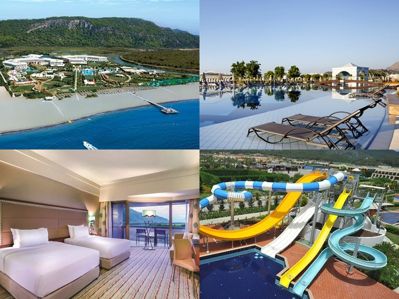 Курортные спа-отели Турции (5 звёзд) - Hilton Dalaman Sarigerme Resort & Spa (Даламан)