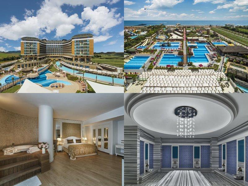 Курортные спа-отели Турции (5 звёзд) - Aska Lara Resort & SPA (Лара/Анталия)