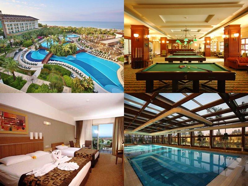 Курортные спа-отели Турции (5 звёзд) - Sunis Kumkoy Beach Resort & Spa (Сиде)