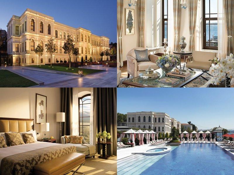 Курортные спа-отели Турции (5 звёзд) - Four Seasons Hotel Istanbul at the Bosphorus (Стамбул)