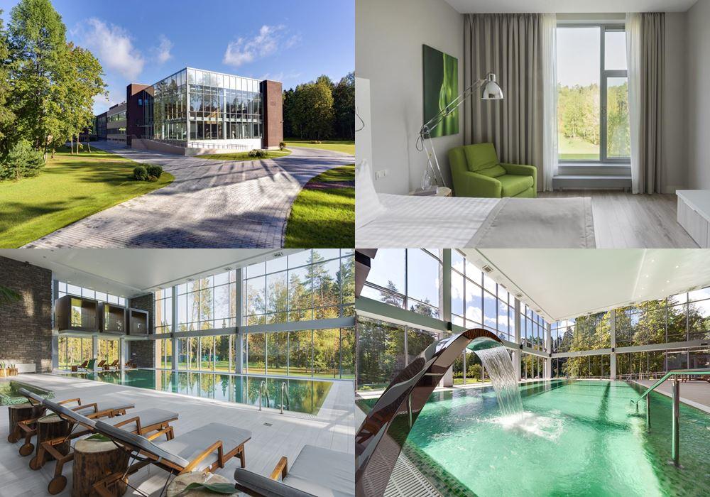 Лучшие спа-отели Подмосковья: Австрийский центр здоровья Verba Mayr, Пушкино