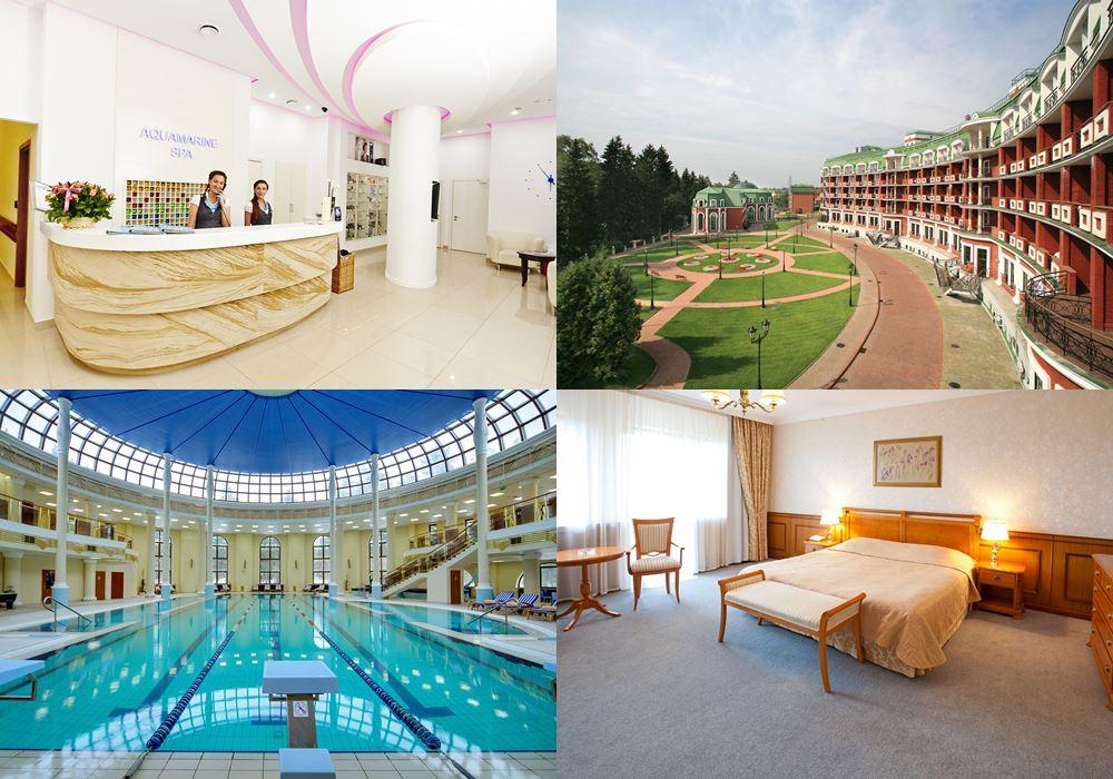 Лучшие спа-отели Подмосковья: Империал Парк Отель & SPA (5 звёзд), посёлок Первомайское