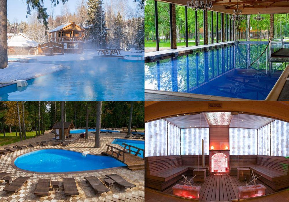 Лучшие спа-отели Подмосковья: Солнечный Park Hotel & SPA, Солнечногорск
