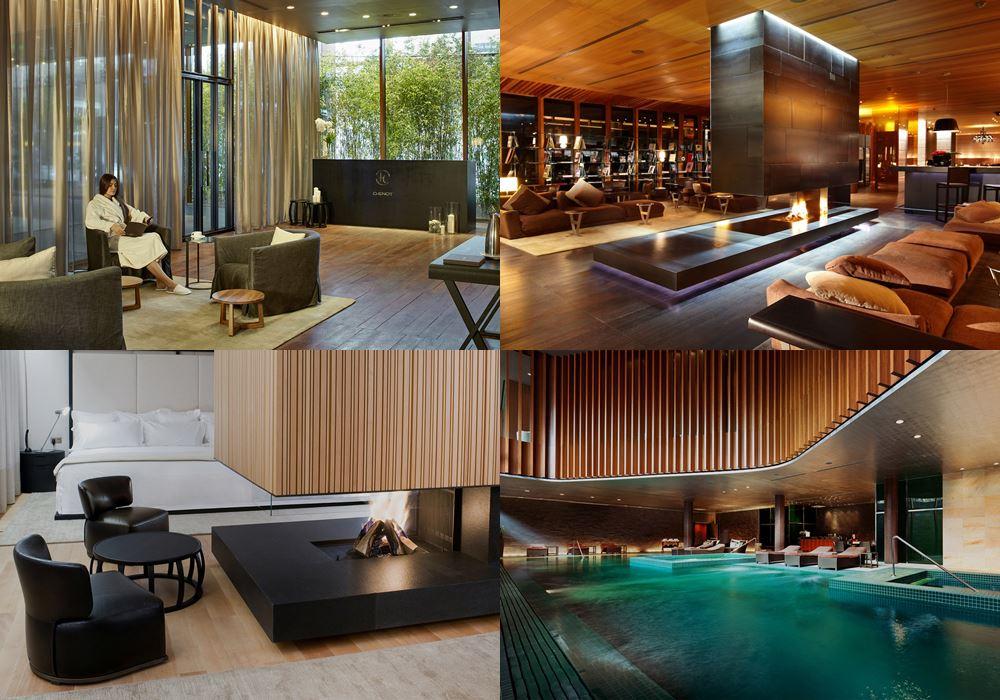 Лучшие спа-отели Подмосковья: Barvikha Hotel & Spa (5 звёзд), посёлок Барвиха