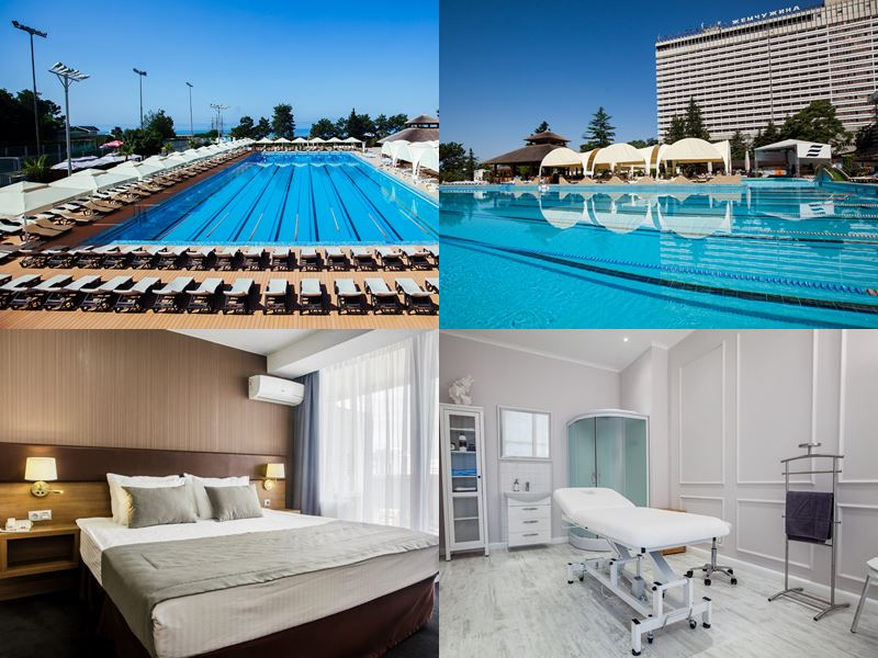 Лучшие спа-отели Сочи: Гранд Отель «Жемчужина» (4 звезды)