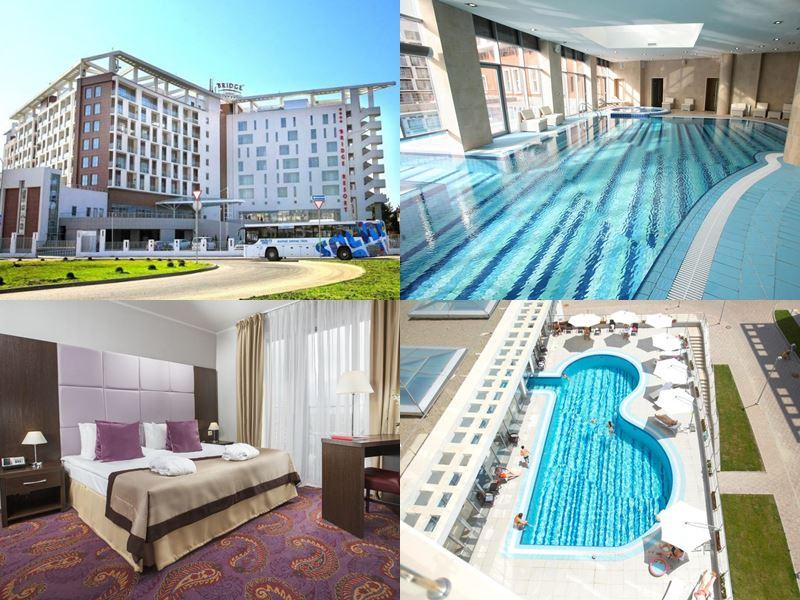 Лучшие спа-отели Сочи: «Bridge Resort» (4 звезды)