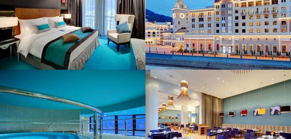 Лучшие спа-отели Сочи