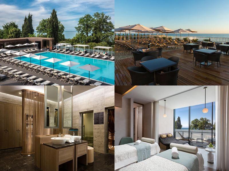 Лучшие спа-отели Сочи: «Hyatt Regency Sochi» (5 звёзд)