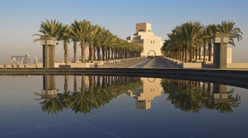 Музей исламского искусства в Дохе, Катар