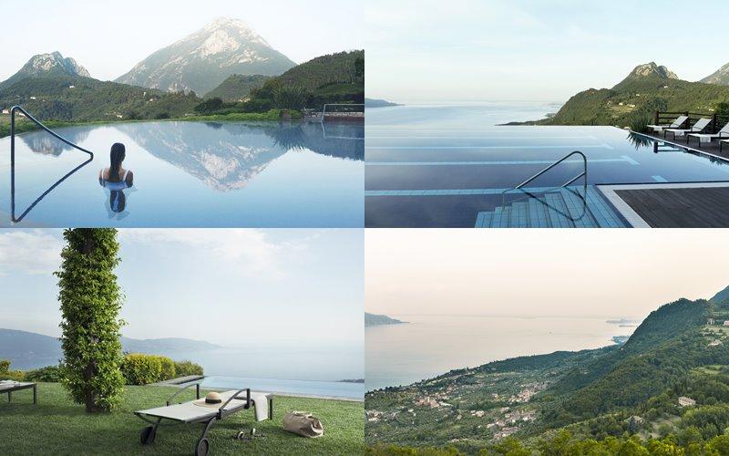 Осенний отдых на озере Гарда с Lefay Resort & SPA  - природа и пейзажи