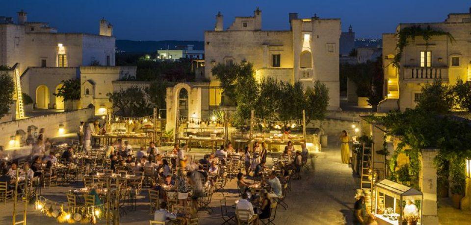 Фестиваль винограда в Borgo Egnazia
