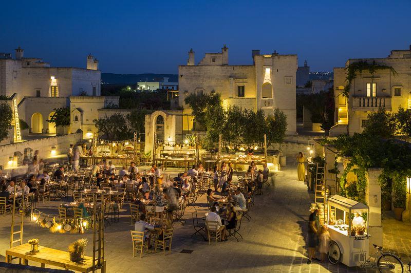 Отель Borgo Egnazia приглашает встретить весну в Апулии